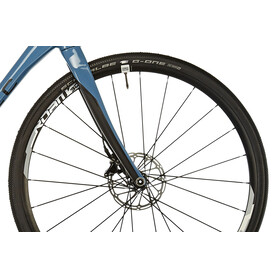 VOTEC VRX Comp - Gravel - black/petrol blue